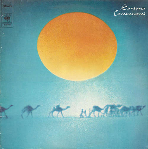 Bild Santana - Caravanserai (LP, Album, RE, Gat) Schallplatten Ankauf