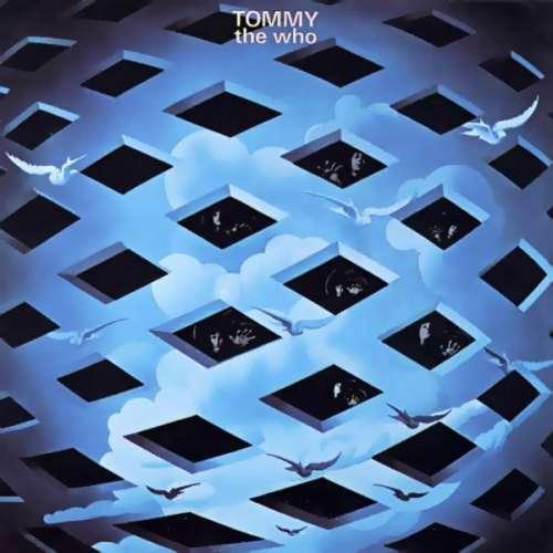 Cover zu The Who - Tommy (2xLP, Album, Tri) Schallplatten Ankauf