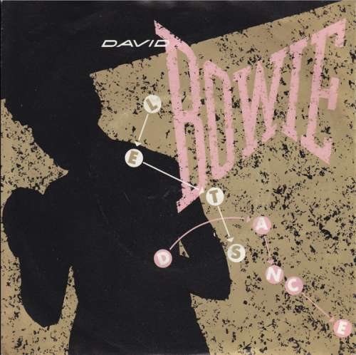 Cover zu David Bowie - Let's Dance (7, Single) Schallplatten Ankauf