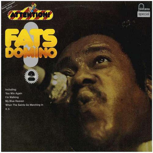 Cover zu Fats Domino - Attention! Fats Domino! Vol. 2 (LP, Comp, RE) Schallplatten Ankauf
