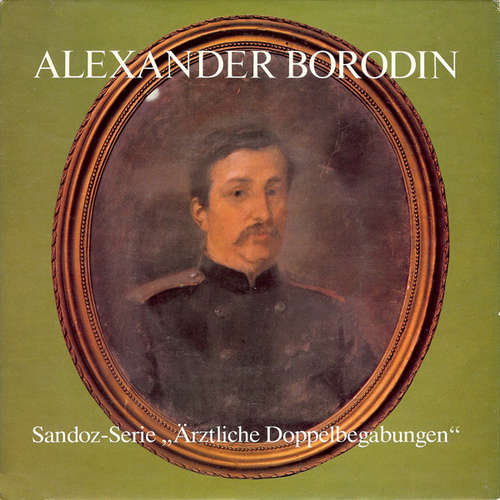 Bild Alexander Borodin - Alexander Borodin (2x7) Schallplatten Ankauf