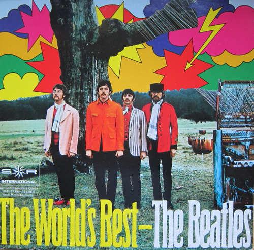 Cover The Beatles - The World's Best (LP, Comp, RP) Schallplatten Ankauf