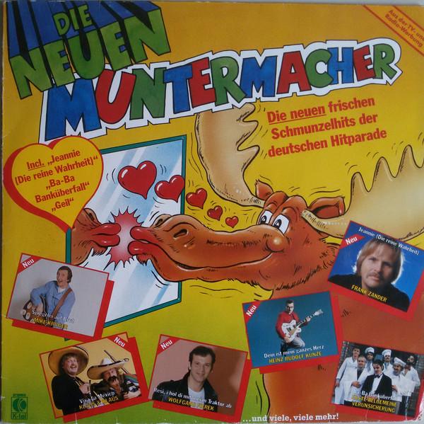 Cover Various - Die Neuen Muntermacher (LP, Comp) Schallplatten Ankauf