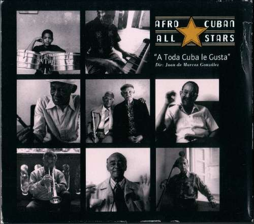 Cover Afro-Cuban All Stars - A Toda Cuba Le Gusta (CD, Album) Schallplatten Ankauf