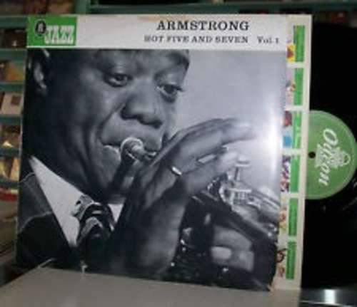 Bild Louis Armstrong - Armstrong Hot Five And Seven, Vol.1 (LP, Comp, RE) Schallplatten Ankauf