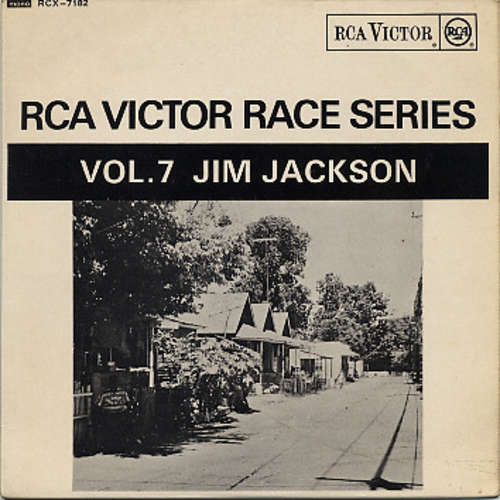 Bild Jim Jackson (2) - RCA Victor Race Series Vol. 7 (7, EP) Schallplatten Ankauf