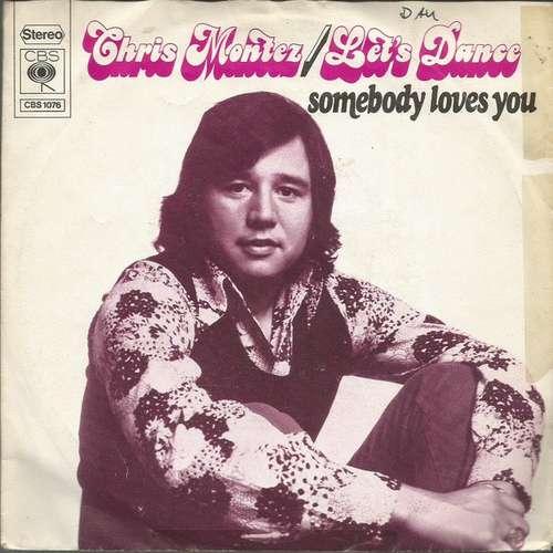 Bild Chris Montez - Let's Dance / Somebody Loves You (7, Single) Schallplatten Ankauf