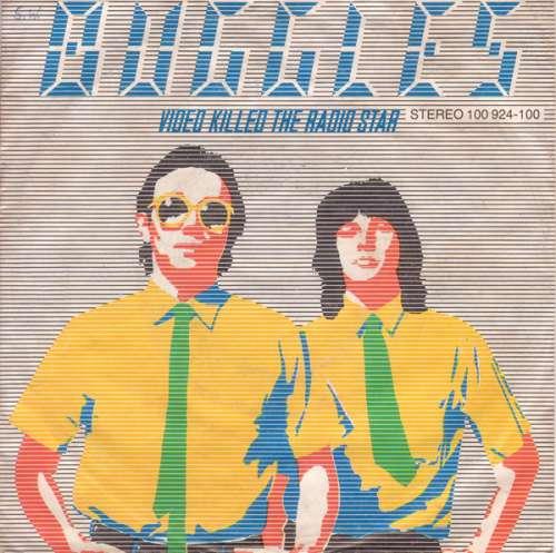 Cover zu Buggles* - Video Killed The Radio Star (7, Single) Schallplatten Ankauf