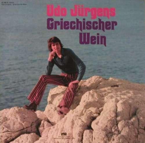 Cover zu Udo Jürgens - Griechischer Wein (LP, Comp, Club) Schallplatten Ankauf
