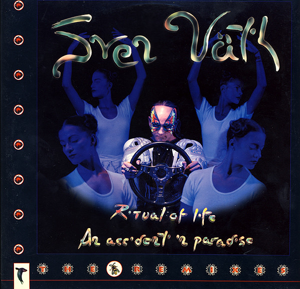 Cover Sven Väth - Ritual Of Life / An Accident In Paradise (The Remixes) (12) Schallplatten Ankauf