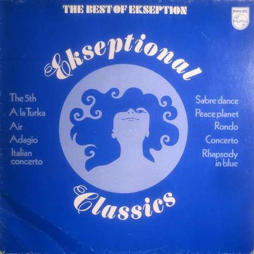 Bild Ekseption - Ekseptional Classics - The Best Of Ekseption (LP, Comp) Schallplatten Ankauf