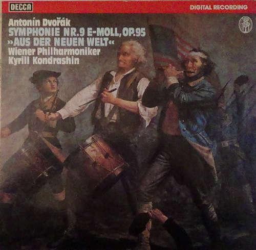 Bild Dvorak*, Wiener Philharmoniker, Kyrill Kondrashin* -  Symphonie Nr. 9 E-Moll, Op. 95 »Aus Der Neuen Welt« (LP) Schallplatten Ankauf