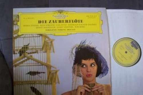 Bild W. A. Mozart*, RIAS Kammerchor*, Berliner Motettenchor, RIAS Symphonie-Orchester Berlin, Ferenc Fricsay - Die Zauberflöte - Kurzoper (LP, Album, Mono) Schallplatten Ankauf