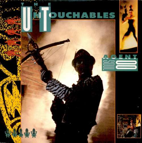 Cover The Untouchables (7) - Agent Double O Soul (12) Schallplatten Ankauf