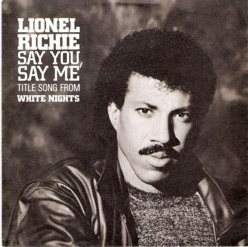 Bild Lionel Richie - Say You, Say Me (7, Single) Schallplatten Ankauf