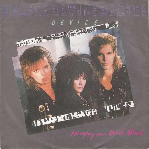 Bild Device (2) - Hanging On A Heart Attack (7, Single) Schallplatten Ankauf