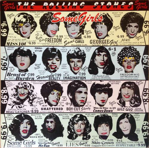 Cover zu The Rolling Stones - Some Girls (LP, Album) Schallplatten Ankauf