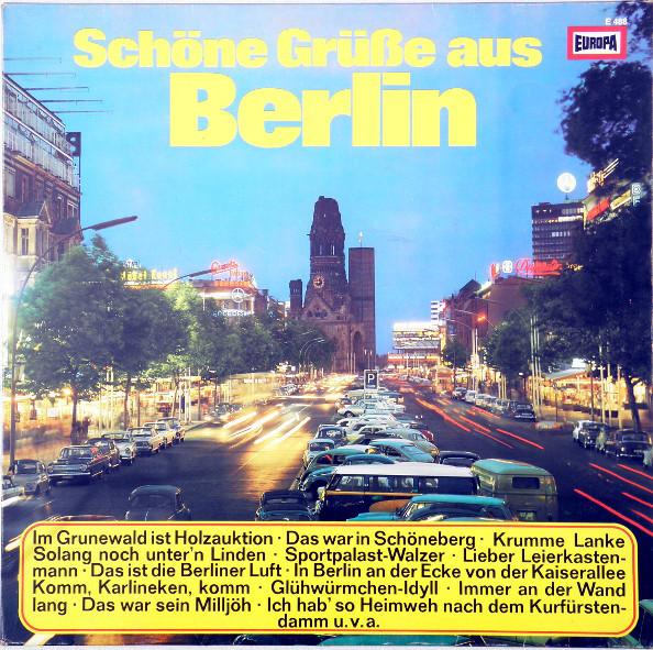 Cover Various - Schöne Grüße Aus Berlin (LP, Comp) Schallplatten Ankauf
