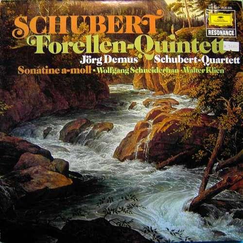 Bild Schubert*, Jörg Demus · Schubert-Quartett, Wolfgang Schneiderhan · Walter Klien - Forellen-Quintett / Sonatine A-Moll (LP, RP) Schallplatten Ankauf