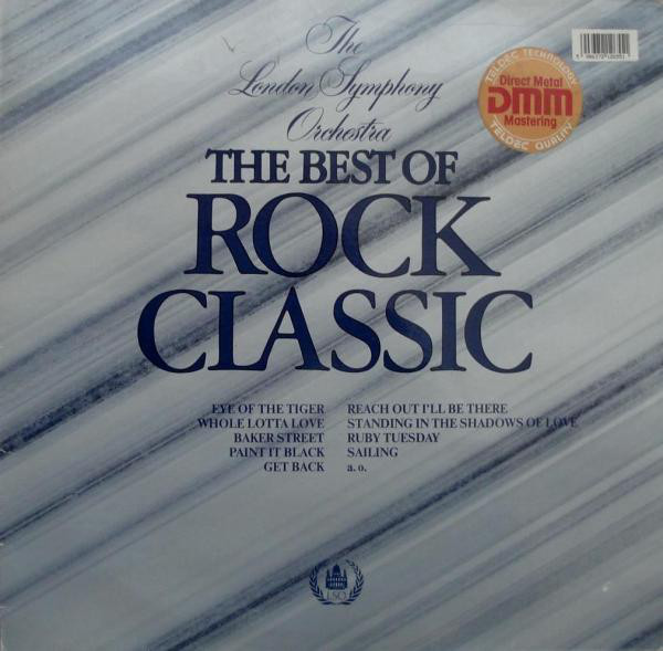 Cover The London Symphony Orchestra And The Royal Choral Society - The Best Of Rock Classic (LP, Comp) Schallplatten Ankauf
