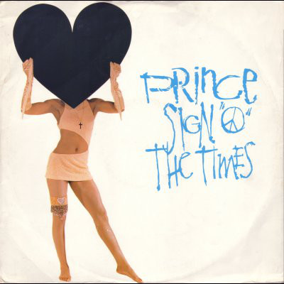 Cover zu Prince - Sign O The Times (12) Schallplatten Ankauf