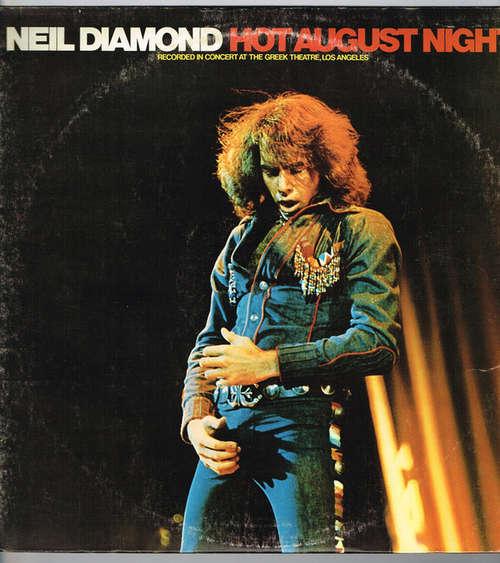 Bild Neil Diamond - Hot August Night (Recorded In Concert At The Greek Theatre, Los Angeles) (2xLP) Schallplatten Ankauf