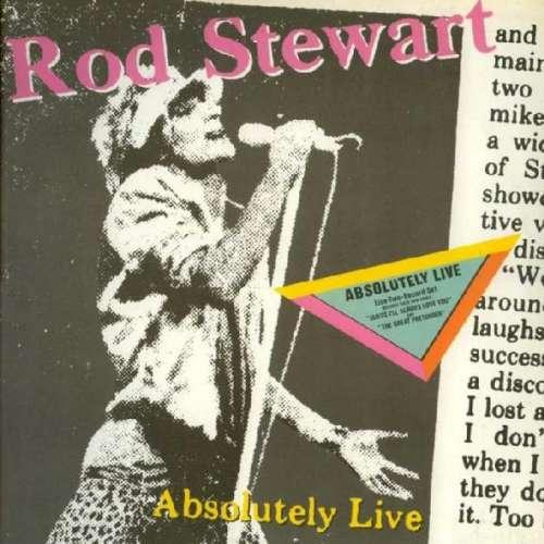 Bild Rod Stewart - Absolutely Live (2xLP, Album) Schallplatten Ankauf
