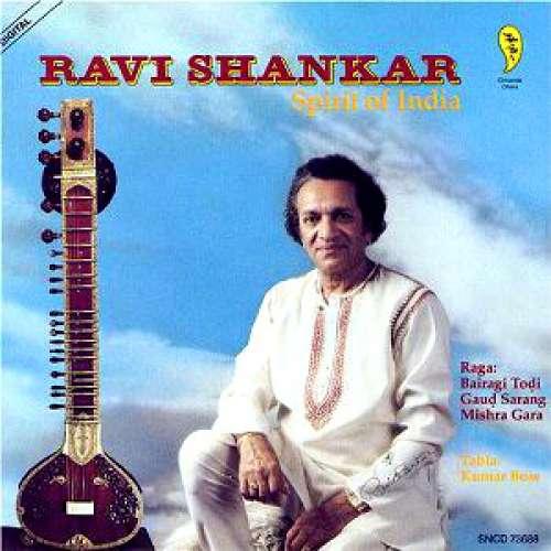 Bild Ravi Shankar - Spirit Of India (CD, Album) Schallplatten Ankauf