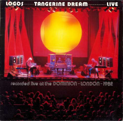 Cover Tangerine Dream - Logos - Live At The Dominion London 1982 (LP, Album) Schallplatten Ankauf