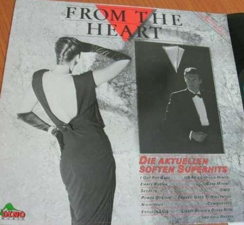 Cover Various - From The Heart (LP, Comp) Schallplatten Ankauf