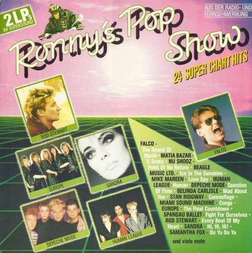 Cover Various - Ronny's Pop Show 8 - 24 Super Chart Hits (2xLP, Comp) Schallplatten Ankauf