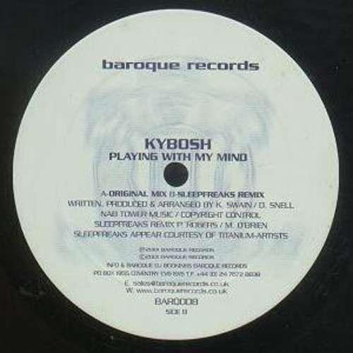 Bild Kybosh - Playing With My Mind (12) Schallplatten Ankauf