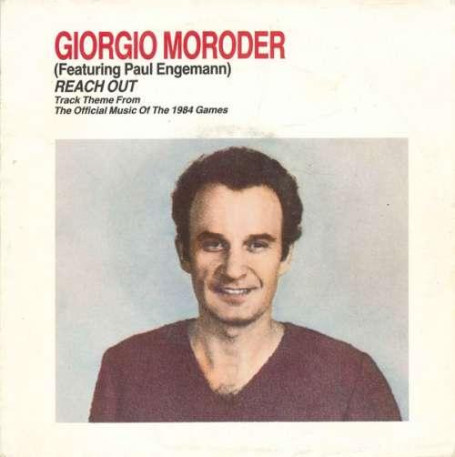 Bild Giorgio Moroder Featuring Paul Engemann - Reach Out (7, Single) Schallplatten Ankauf