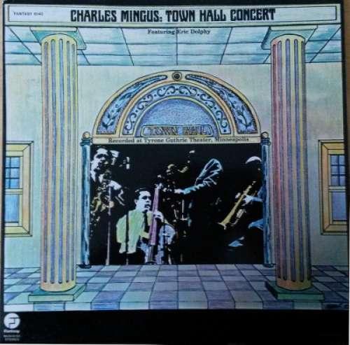 Bild Charles Mingus - Town Hall Concert (LP, Album, RE) Schallplatten Ankauf