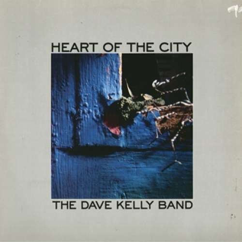 Bild The Dave Kelly Band - Heart Of The City (LP, Whi) Schallplatten Ankauf