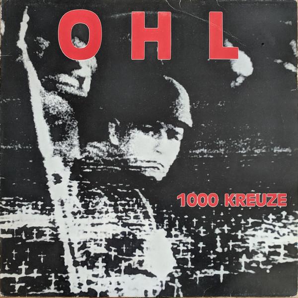 Cover OHL - 1000 Kreuze (LP, Album) Schallplatten Ankauf