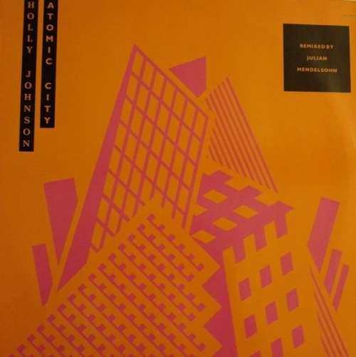 Bild Holly Johnson - Atomic City (Remix) (12) Schallplatten Ankauf