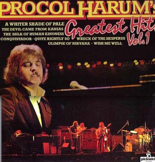 Bild Procol Harum - Greatest Hits Vol. 1 (LP, Comp) Schallplatten Ankauf