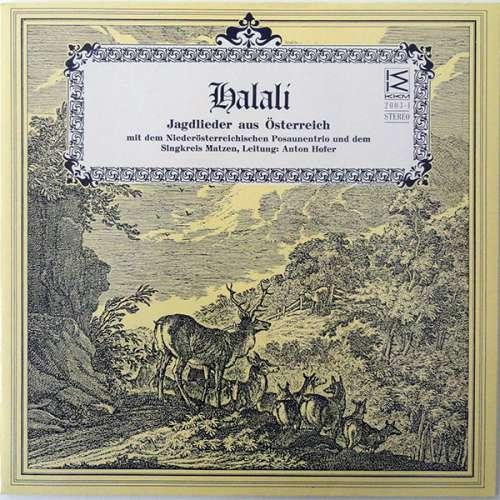Bild Niederösterreichisches Posaunentrio, Singkreis Matzen - Halali (Jagdlieder Aus Österreich) (LP, Album) Schallplatten Ankauf