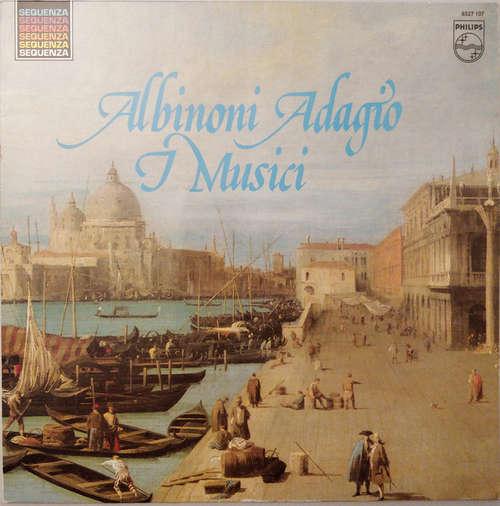 Bild Albinoni*, I Musici - Adagio (LP) Schallplatten Ankauf