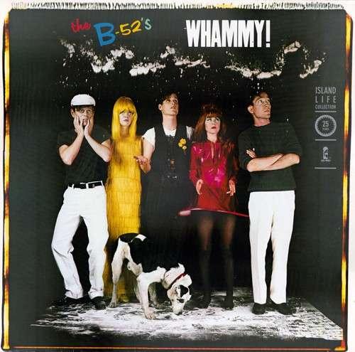 Cover The B-52's - Whammy! (LP, Album, RE) Schallplatten Ankauf