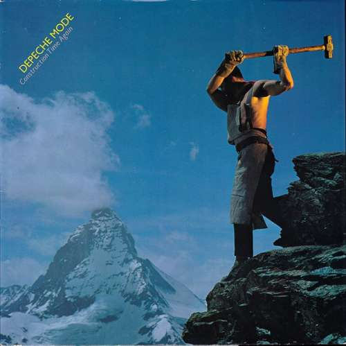 Cover Depeche Mode - Construction Time Again (LP, Album) Schallplatten Ankauf