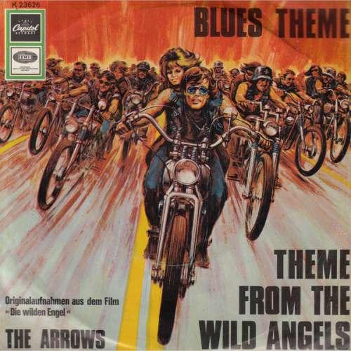 Bild The Arrows* - Theme From The Wild Angels / Blue's Theme (7, Single) Schallplatten Ankauf