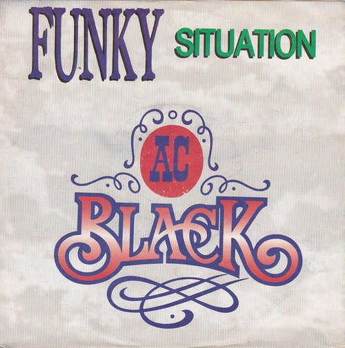 Bild AC Black - Funky Situation (7, Single) Schallplatten Ankauf
