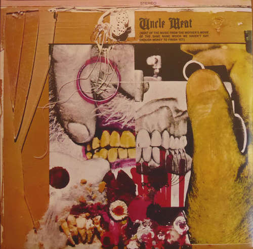 Cover Zappa* / The Mothers Of Invention* - Uncle Meat (2xLP, Album, RE, RM, Gat) Schallplatten Ankauf