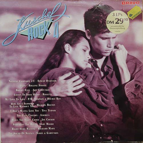 Cover Various - Kuschelrock 4 (3xLP, Comp) Schallplatten Ankauf
