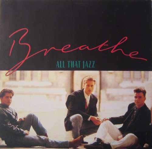 Cover Breathe (3) - All That Jazz (LP, Album) Schallplatten Ankauf
