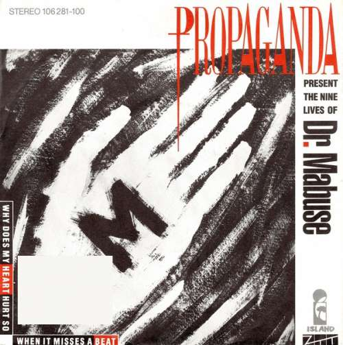 Bild Propaganda - Dr. Mabuse (7, Single) Schallplatten Ankauf