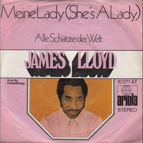Bild James Lloyd - Meine Lady (She's A Lady) (7, Single) Schallplatten Ankauf
