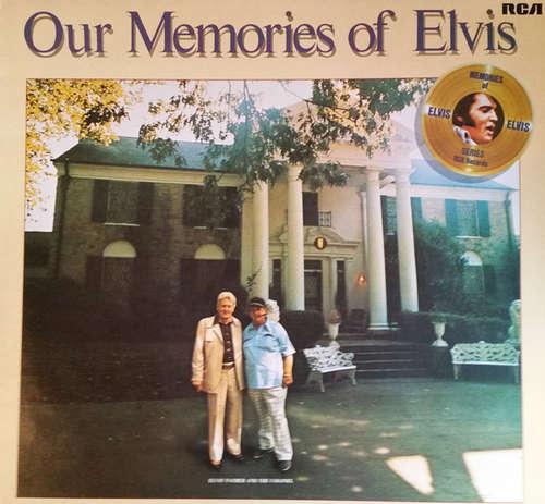 Cover Elvis Presley - Our Memories Of Elvis (LP, Comp) Schallplatten Ankauf